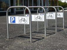 Birmingham cycle stand