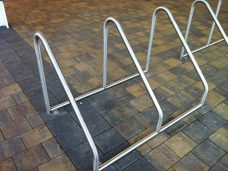 The club rack cycle stand