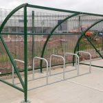 Culceth shelter by Bollard Street, UK Street Furniture Specialists