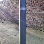 Flexible bollard by Bollard Street, UK Street Furniture Specialists