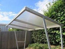 Tamworth shelter by Bollard Street, UK Street Furniture Specialists