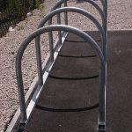 Harrogate cycle stand by Bollard Street, UK Street Furniture Specialists