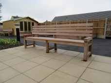 Bellingham seat by Bollard Street, UK Street Furniture Specialists