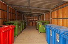 commercial bin store